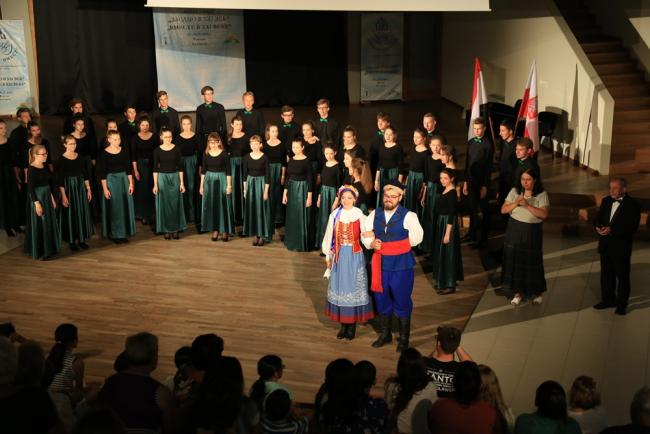 Poland with the first prize at choral festival